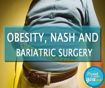 Obesity NASH and Bariatric surgery thumb