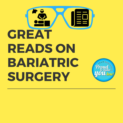 Great Reads On Bariatric Surgery 1