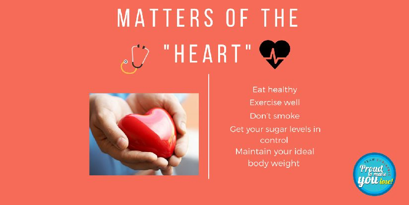 Matters of the HEART!!!