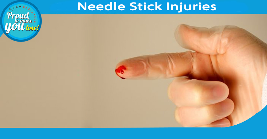 Needle stick injuries 1