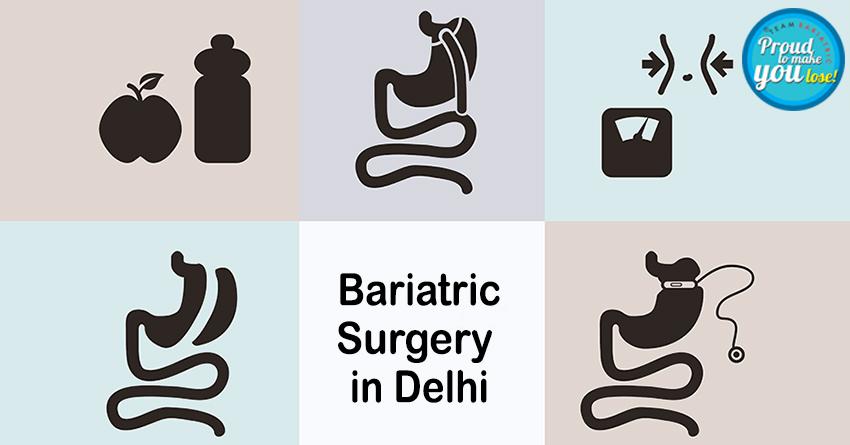 bariiatric surgery in delhi, India