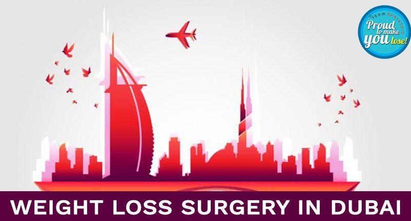 Weight loss Surgery in Dubai