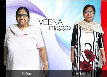 Ms. Veena Maggo by Dr. Atul Peters