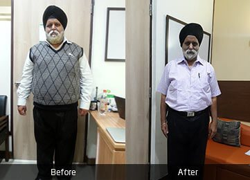 Mr. Hardeep Singh by Dr. Atul Peters
